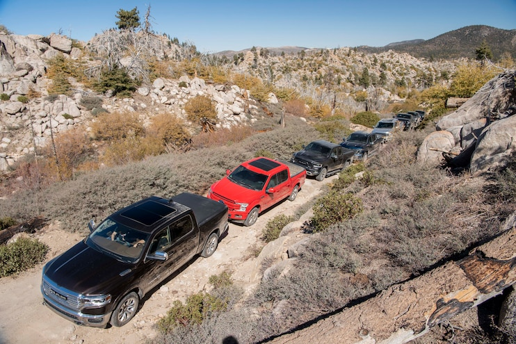 2019 Pickup Truck of the Year Testing: Day Five #PTOTY19
