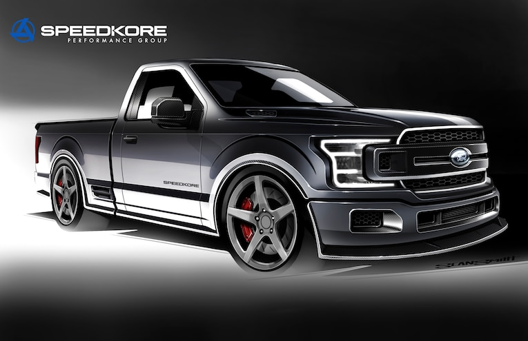 2018 Ford F 150 Speedkore SEMA 2018