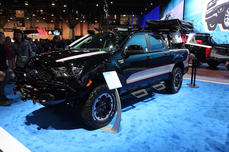 Sema 2018 2019 Ford Ranger