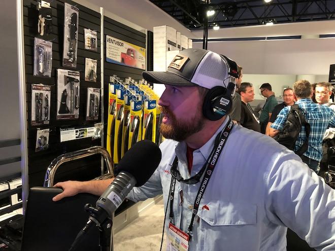 Truck Show Podcast Sema Day 2 Episode 36 2
