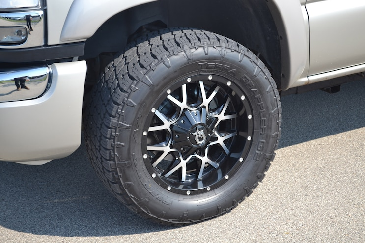 2006 Gmc Daily Destroyer Wheels Tires 9