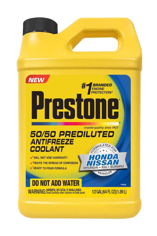 New Products Sema Edition Prestone
