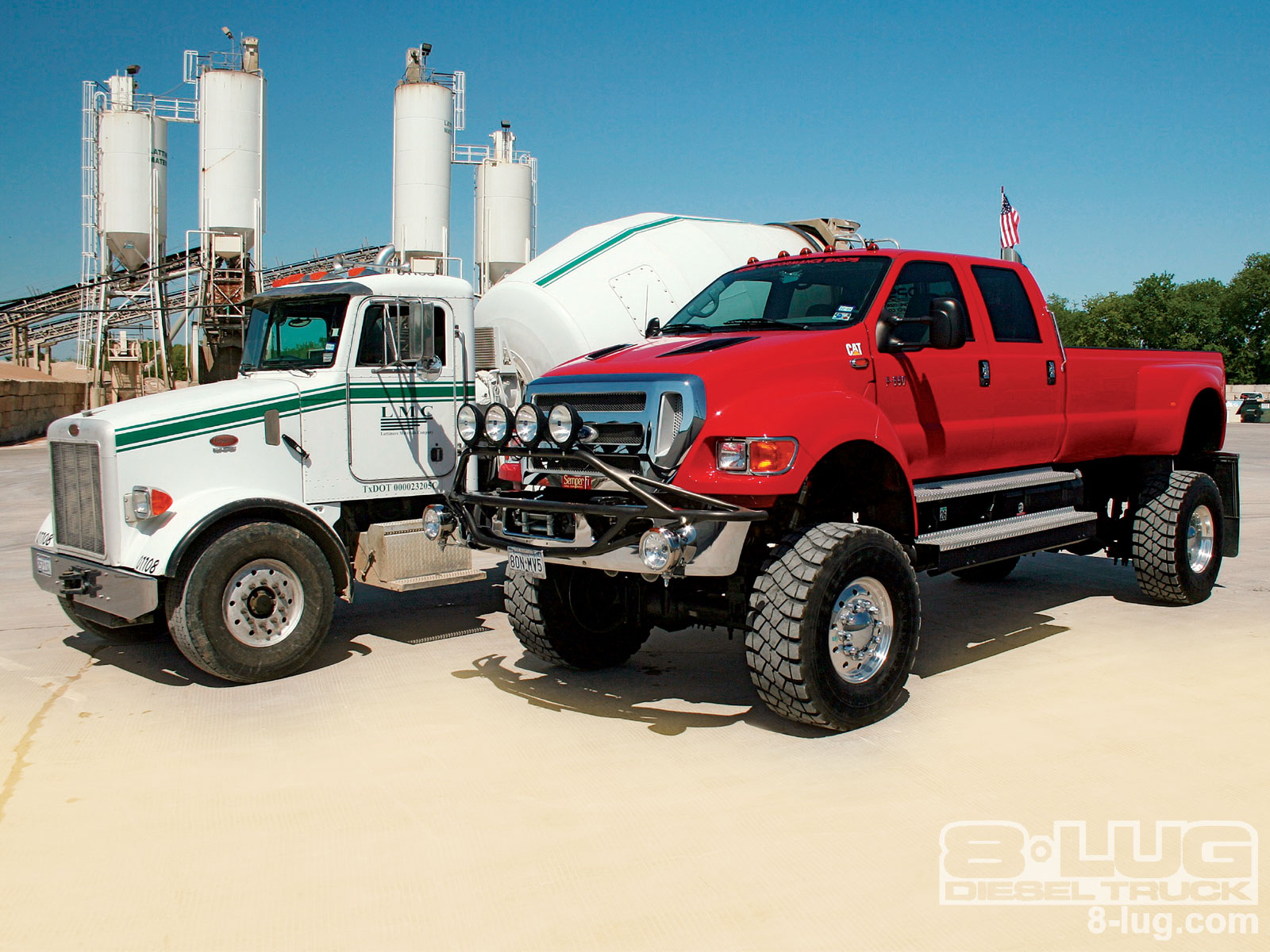 2006 Ford F650 - Serious Business Photo & Image Gallery | Ford F650 Transmission Wiring |  | Truck Trend