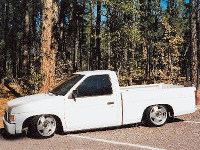 letters To The Editor August 2002 nissan Hardbody
