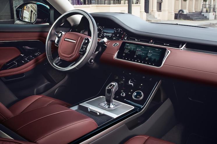 2020 Range Rover Evoque Interior Dashboard 01