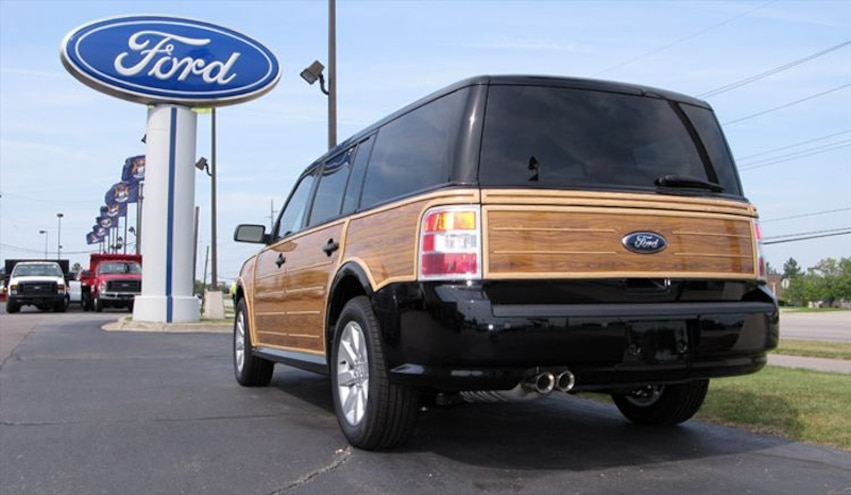 Ford Flex Named Next Future Collectible By Nahc Do You Agree
