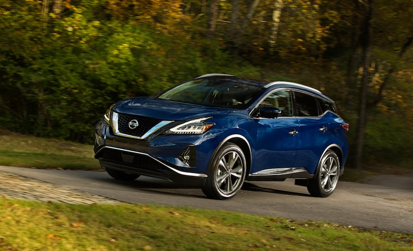 2018 Los Angeles Auto Show – Nissan Refreshes the Murano for 2019