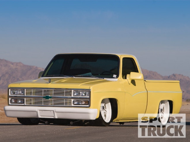 1980 Chevy C10 Custom Trucks Sport Truck Magazine