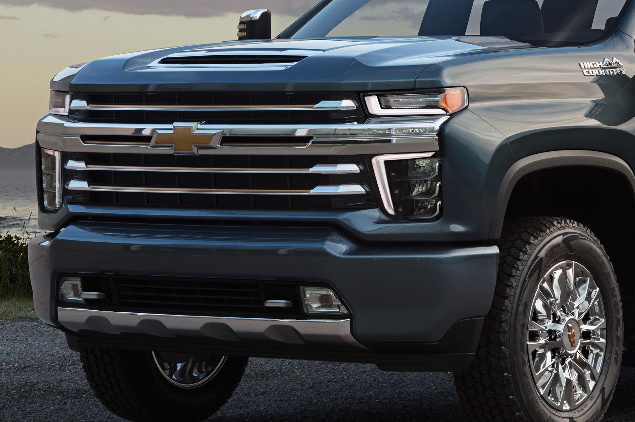 2018 Chevrolet Silverado 2500hd High Country For Sale In San Antonio