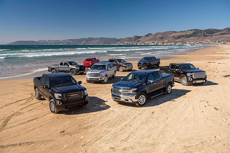 2019 Pickup Truck of the Year – Introduction #PTOTY19