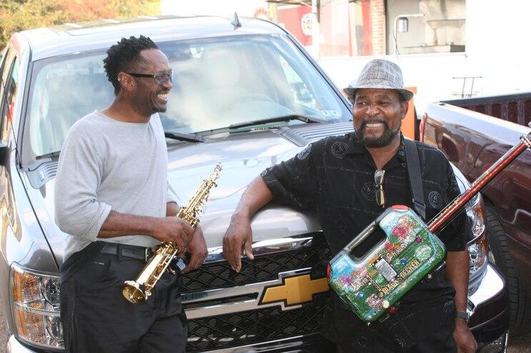 Mississippis Delta Blues Trail Musicians