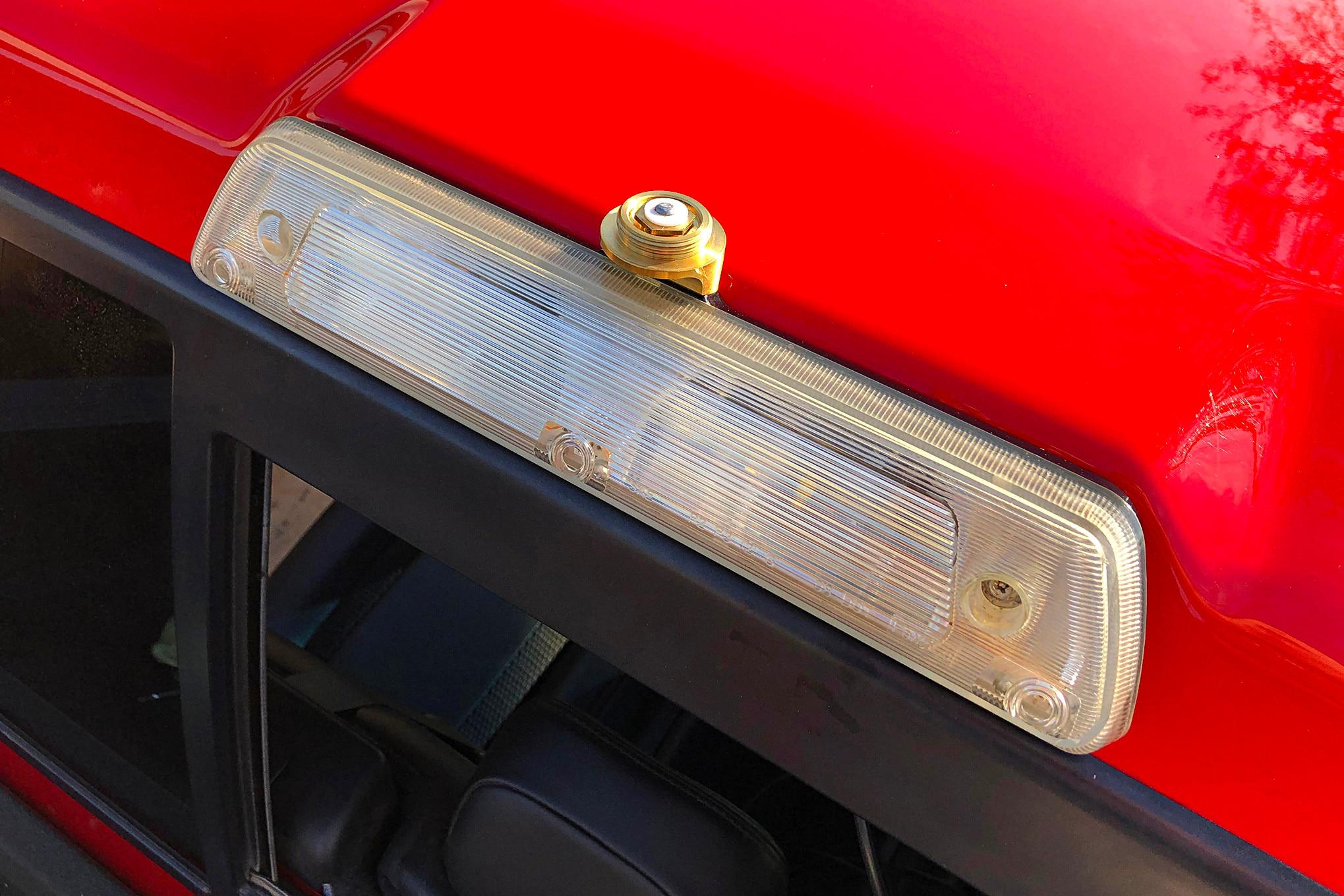 Installing BulletProof Diesel's Race Radio Antenna Mount