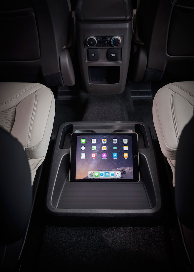 2020 Ford Explorer Platinum Interior Tablet Holder