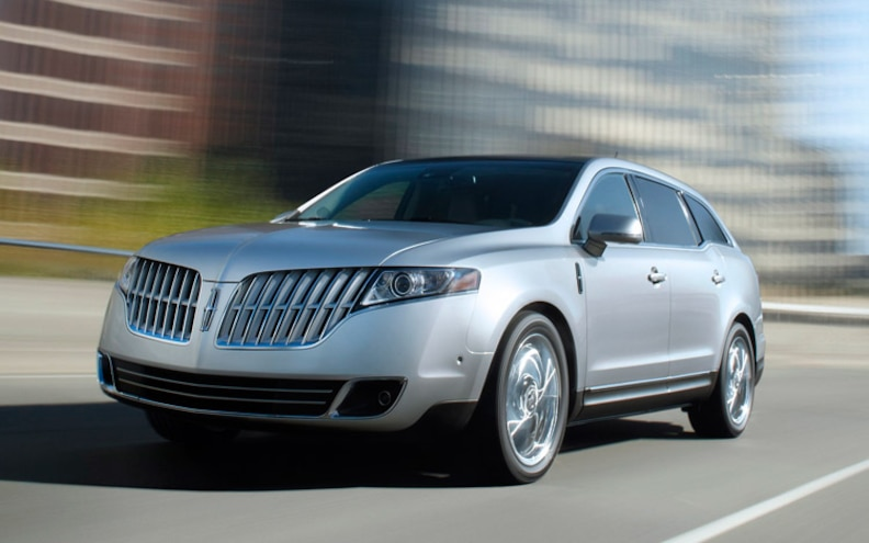 2010 Lincoln Mkt Road Test Truck Trend