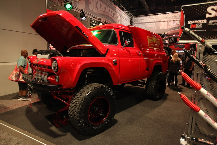 30 Best Lifted Trucks Of Sema Cummins