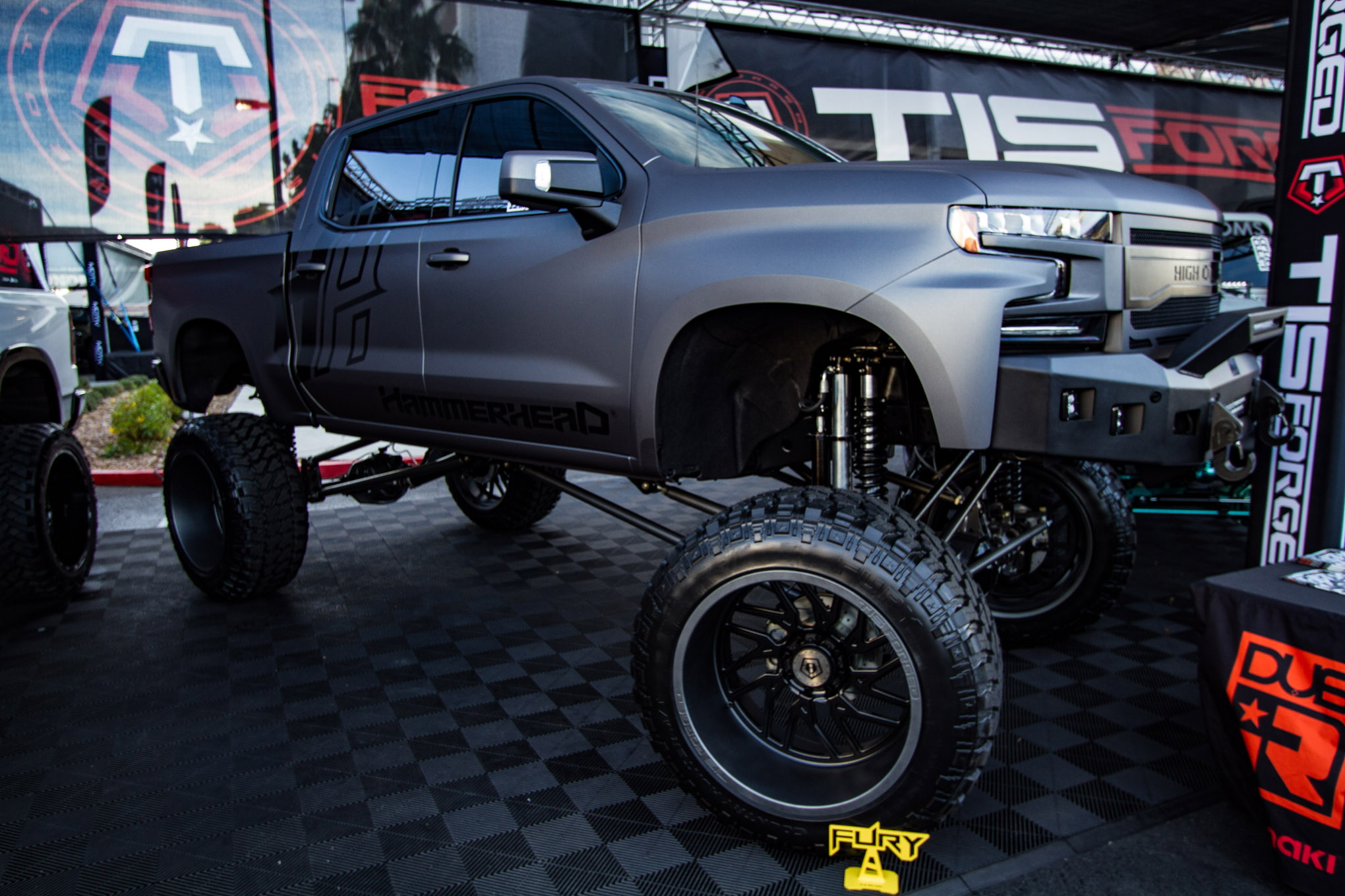 The 30 Best Lifted Trucks Of Sema Photo Image Gallery