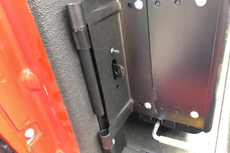 Swingcase Truck Bed Toolbox Install 010