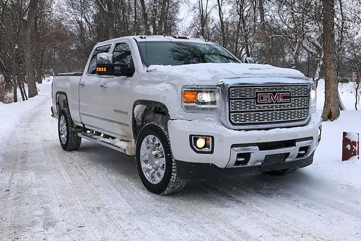 Long-Term Report 2: 2018 GMC Sierra 2500HD Denali