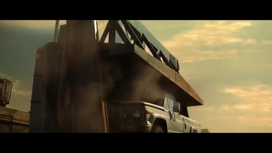 Jeep Crushes Gladiator for Super Bowl Ad