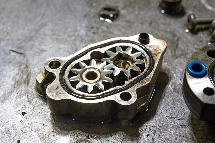023 Lml Duramax Cp4 To Cp3 Pump Gears