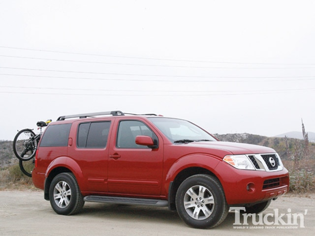 2009 Nissan Pathfinder - First Look