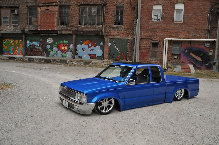 1986 Mazda B2000: About Time