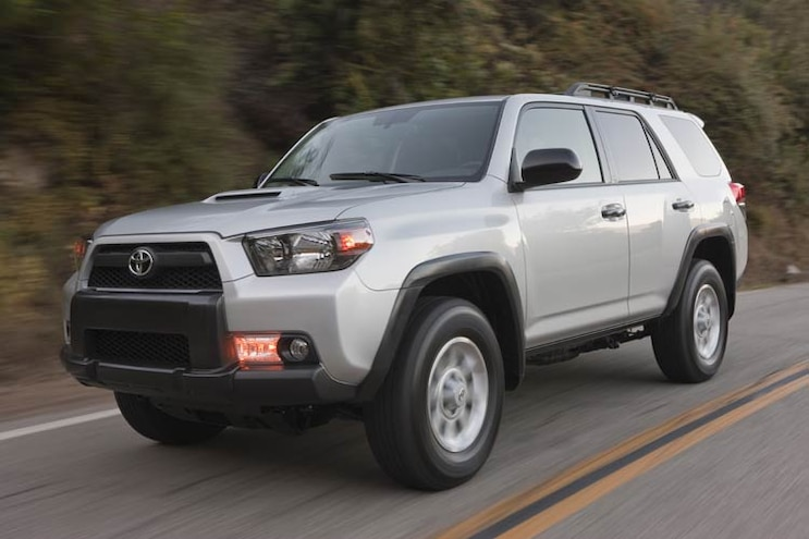 2010 Toyota 4Runner Trail Photo Gallery: What's New for 2010