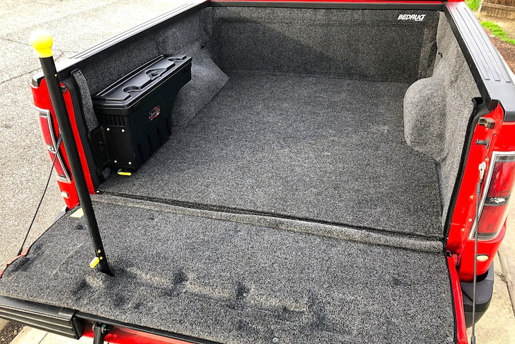 How To Install A Be Truck Bedliner