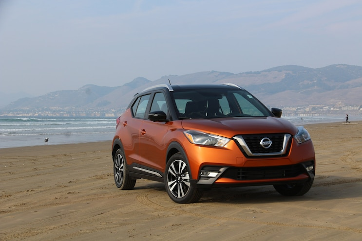 Road Trip! Cruising Up California's Highway 1 in a 2019 Nissan Kicks