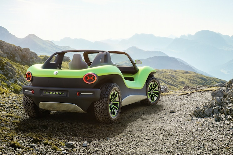 Geneva 2019 – Volkswagen Shows Off EV Flexibility with California-Cool ID. Buggy Concept