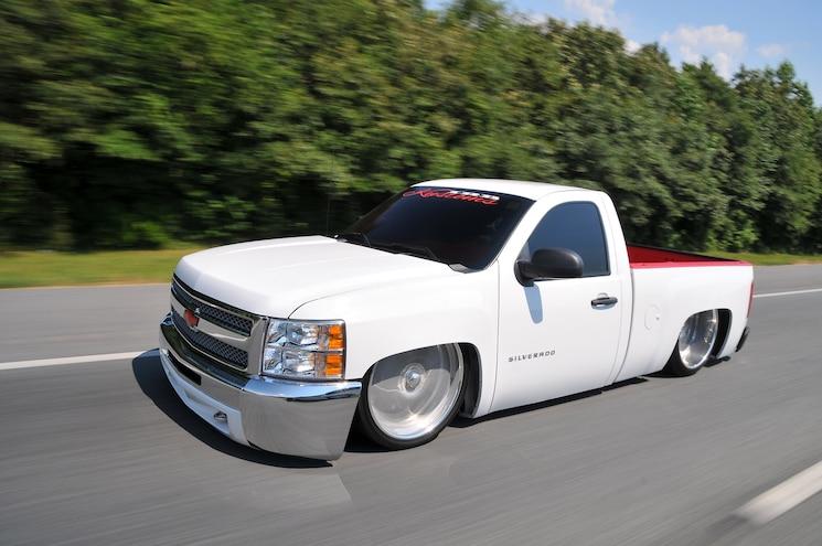 2013 Chevy Silverado 1500 The Low Roller Drive