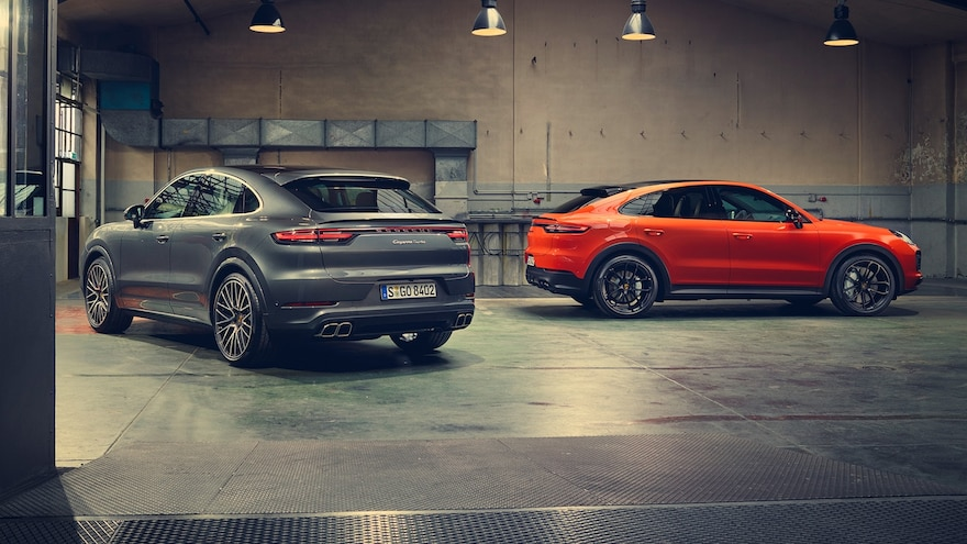 2020 Porsche Cayenne: Coupe Version, Design, Specs >> First Look 2020 Porsche Cayenne Coupe And Cayenne Turbo Coupe