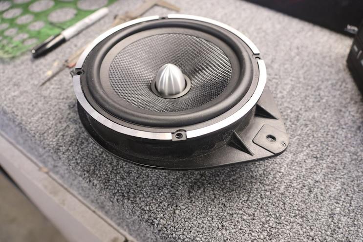 Arc Audios Sound System Integration Solution 13