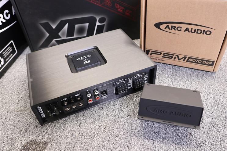 Arc Audios Sound System Integration Solution 03