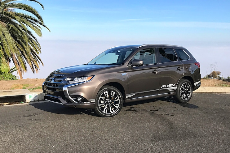Daily Driven 2018 Mitsubishi Outlander Phev