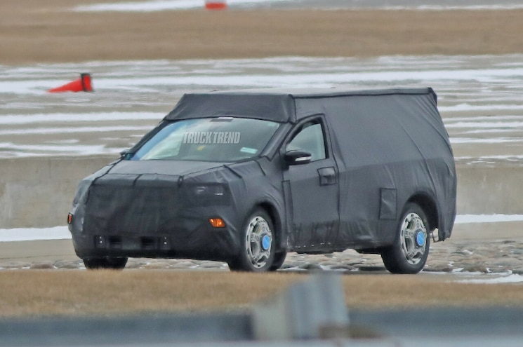 2021 Ford Courier Mule Front Quarter 02