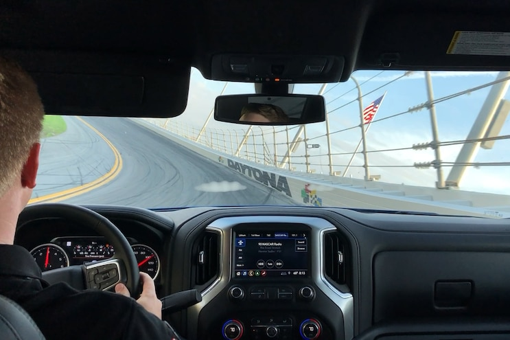 The Drivers Seat 2019 Silverado 1500 NASCAR Pace Truck