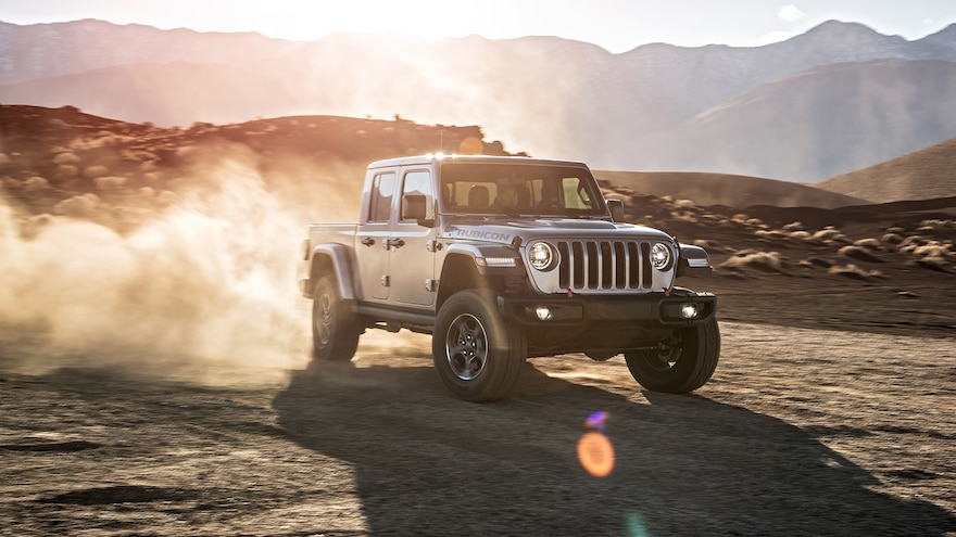 First Drive – 2020 Jeep Gladiator