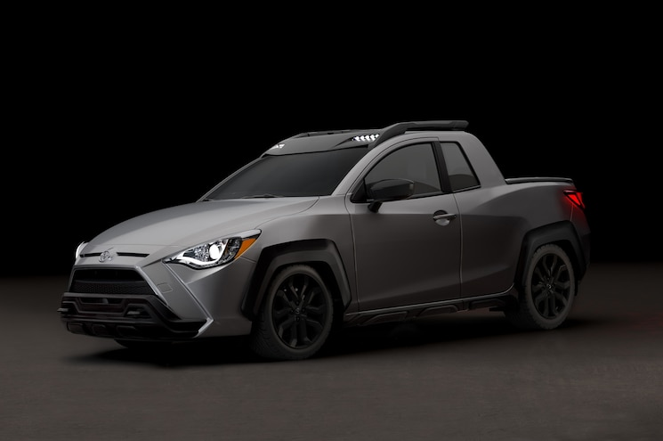 April Fools 2020 Toyota Yaris Adventure