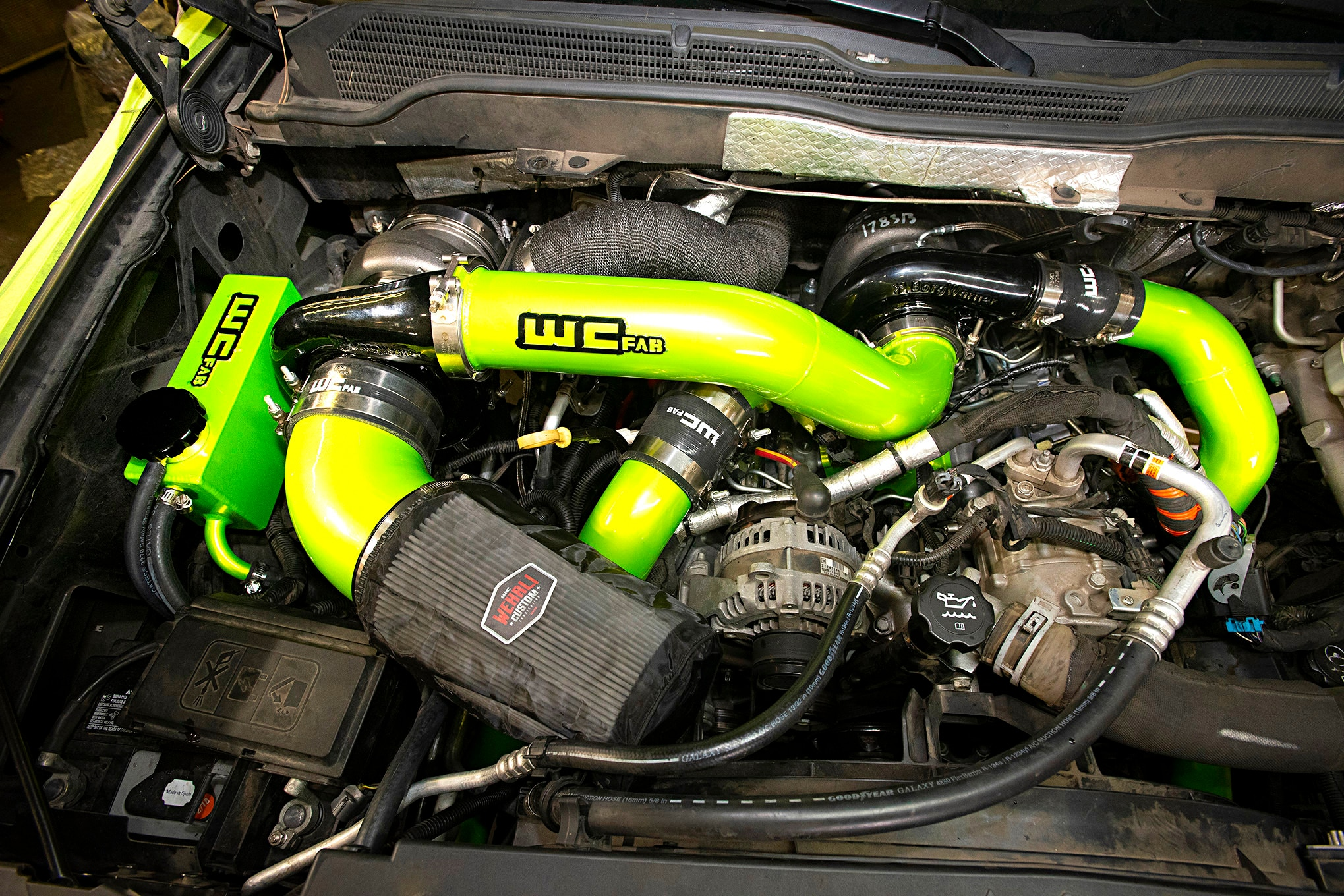 Compound Turbo Kit For LML Duramax Photo & Image Gallery