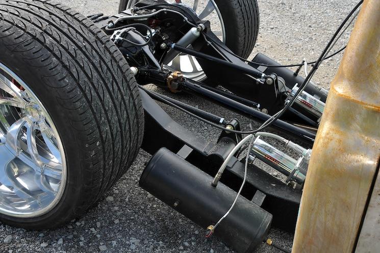 1972 Chevy C10 In Good Hands Drivetrain