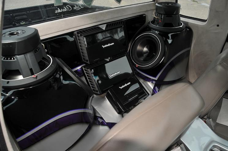 Legacy 1997 Toyota Tacoma Audio