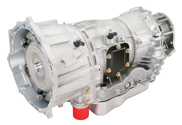 Allison 1000 Transmission - GM Diesel Trucks - Diesel Power Magazine