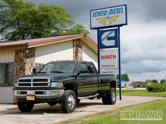 2002 dodge ram 3500 buildup fass fuel system diesel power magazine truck trend