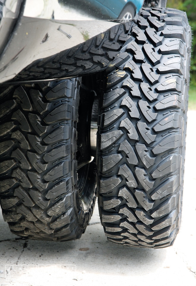 Toyo Open Country M/T Tires - Mud Terrain Tires - Diesel ...