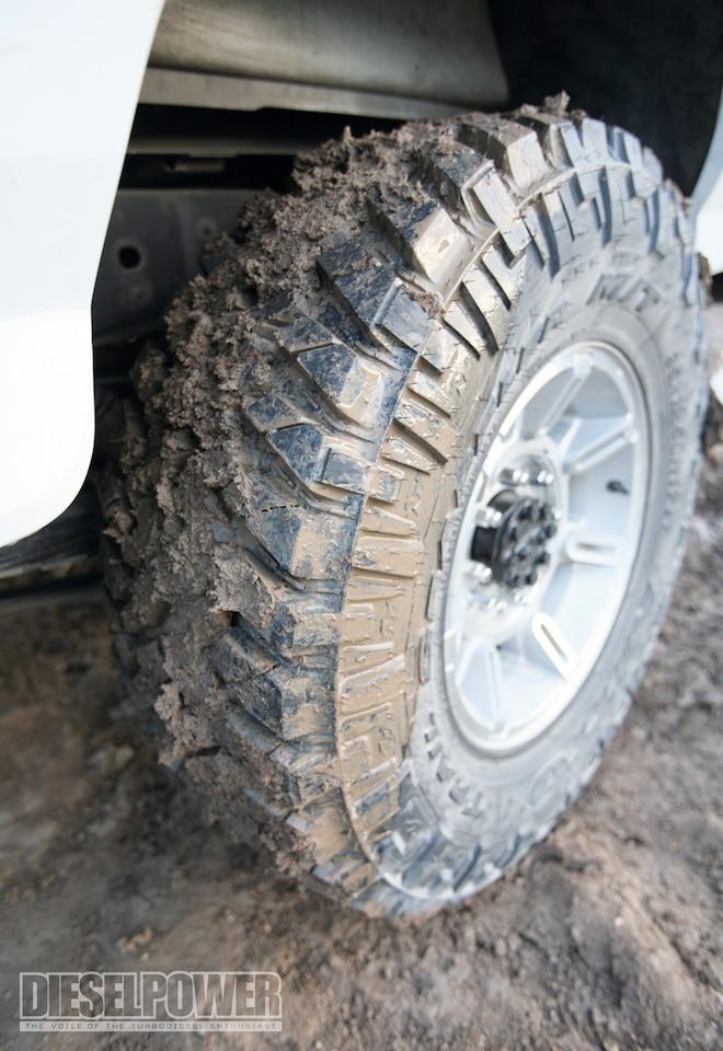 Nitto Terra Grappler Mt >> Nitto Trail Grappler M T Tires Mud Terrain Tires Diesel Power