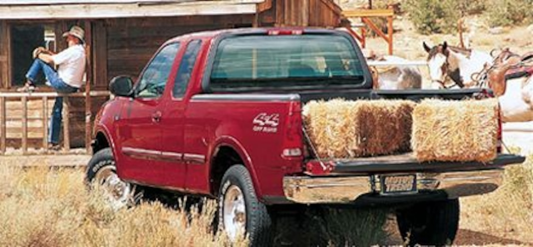 1997 Truck of the Year: Ford F-150
