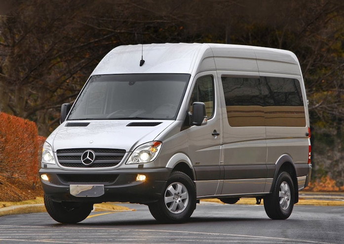 2010 Mercedes-benz Sprinter Photo Gallery