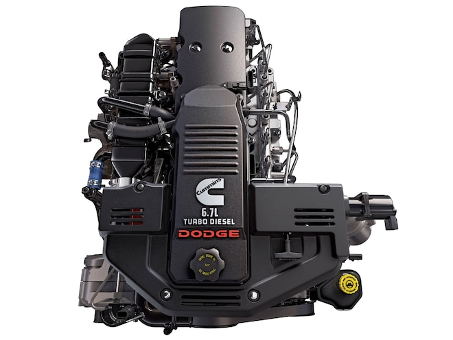 6.7L Cummins Diesel Engine - The Future Of The Cummins 6.7L