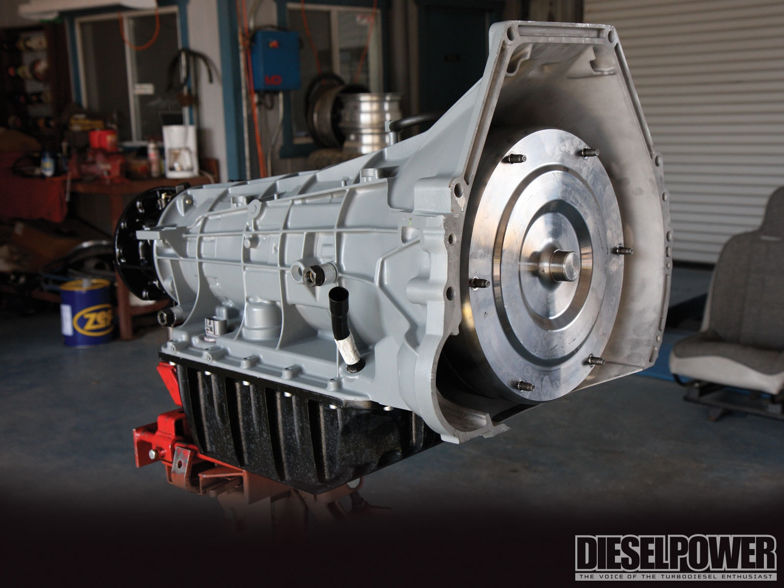 ford e40d transmission reliability